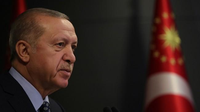 """Cumhurbaşkanı Erdoğan :""""AB'nin artık aynı gemide olduğumuzu anladığını umuyorum"""""""