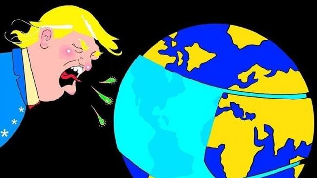 İran'da ''Korona seni yeneceğiz'' Başlıklı Karikatür Yarışması Düzenlenecektir