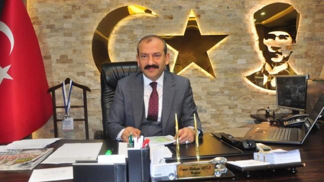 Şoförler Odası Başkanı Ömer Hakan Usta'dan  Bayram Mesajı