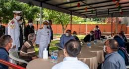 M.S.Bakanlığı'lığı ve Genelkurmay Başkanlığı Bayram da Şehit ve Gazi Ailelerimizi Unutmadı