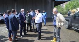 Ana İsale Hattı Arızalandı Trabzon Susuz Kaldı