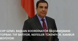 C.H.P.İstanbul Milletvekili Erdoğan Toprak:Kredi İle Nefes mi Alınır ?