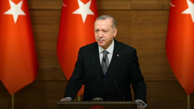 CumhurbaşkanıRecep TayyipErdoğan, Irak'ın yeni BaşbakanıMustafa el-Kazımi ile Telefonda Görüştü.