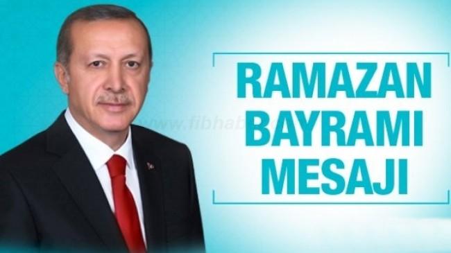 """Cumhurbaşkanı Erdoğan, """" Ramazan Bayramı'nızı Tebrik Ediyorum"""""""