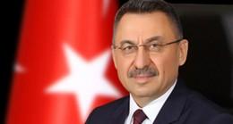 Cumhurbaşkanı Yardımcısı Fuat Oktay ,İçişleri Bakanı,Adalet Bakanı ve Sağlık Bakanı ile Toplantı Yaptı