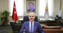 Ak Parti Genel Başkanvekili Kurtulmuş, TÜRKONFED Üyeleriyle Video Konferans Yöntemiyle Görüştü