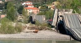 İtalya'da Yine Köprü Çöktü