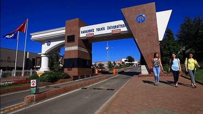 Karadeniz Teknik Üniversitesi Açıklama Yaptı