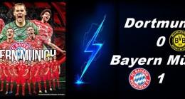 Bayern Münih  Dortmunun Yaklaşmasına İzin Vermedi