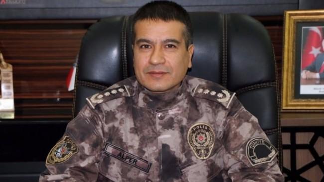 Trabzon Emniyet Müdürü Metin Alper'in Bayram Mesajı