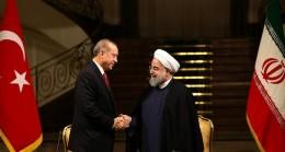 Cumhurbaşkanı  Erdoğan ile İranlı Mevkidaşı Hasan Ruhani Telefonla Görüştü