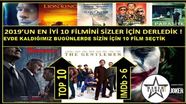 KARANTİNA GÜNLERİNDE SİZE İYİ GELECEK 10 FİLMİ DERLEDİK!