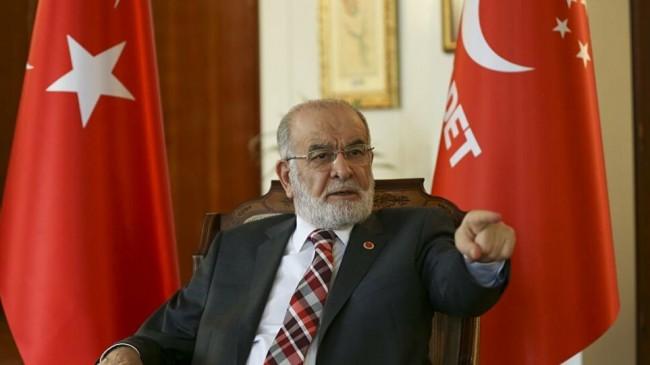 Karamollaoğlu : Seçimlere Müdahale Edecekler