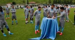 Trabzonspor  Dünü Yaptığı İki Antrenmanla  Tamamladı