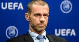 UEFA Başkanı Ceferin: Ligleri Tescil Edenler Avrupa Kupalarında Ön Eleme Oynayacaklar