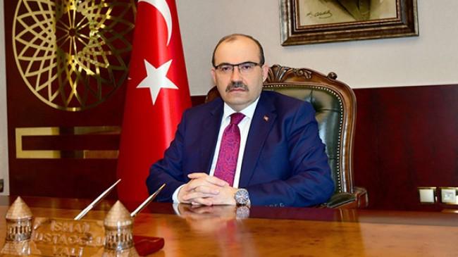 Vali Ustaoğlu, 19 Mayıs Atatürk'ü Anma, Gençlik ve Spor Bayramı Dolayısıyla Mesaj Yayımladı