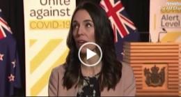 Yeni Zelanda Başbakanı Canlı Yayında Depreme Yakalandı: Başkent 5,9 ile Sarsıldı