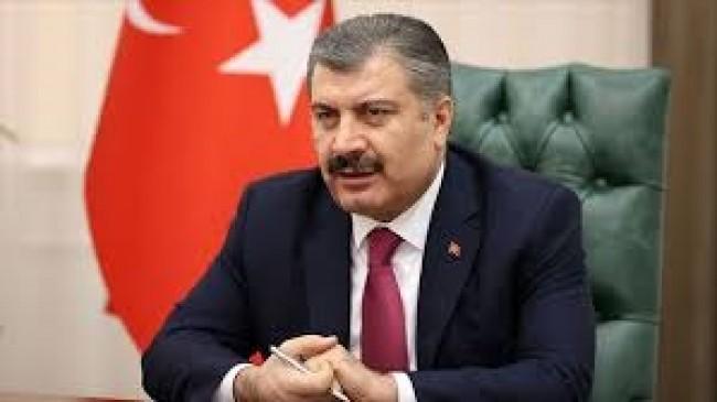 """Sağlık Bakanı Koca: """"Gebze'de günlük 5 bin test kapasiteli laboratuvar kurduk"""""""