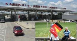 Almanya' Türkiye'ye Gelenlerin Almanya Dönüşlerinde  Karantinaya Alacak