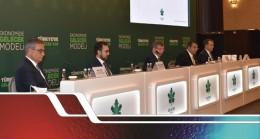 Ahmet Davutoğlu ve Ekibi Kameraların Karşısına Geçti 3 Fazlı 8 Temel İlkeyi Anlattı
