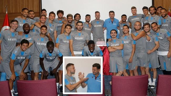 Trabzonu Seviyorum,Trabzonsporu Seviyorum ,Takım Arkadaşlarımı Seviyorum