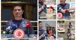 Trabzon Milletvekili Ahmet Kaya: 'Emeğimizin Çalınmasından Bıktık!