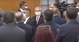 Kılıçdaroğlu Meclis Grubunda Konuştu