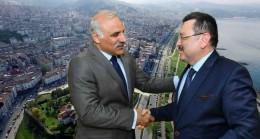 Trabzon Belediyecilikte Altın Dönemini Yaşıyor