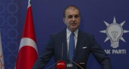 """Ak Parti Sözcüsü Çelik :""""Türkiye Dünyadan Pozitif OlarakNet Bir Şekilde Ayrılmıştır"""