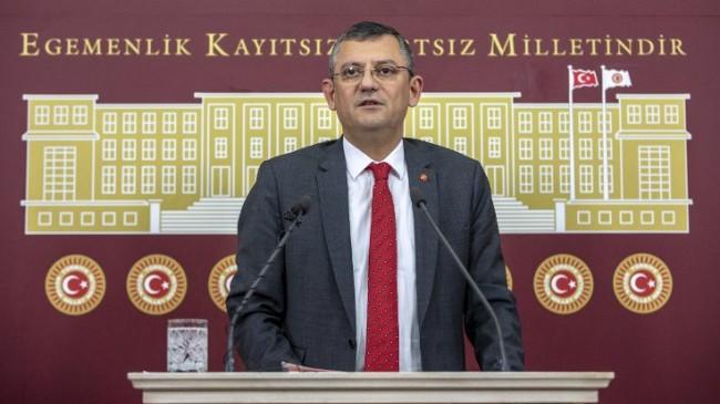 CHP Grup Başkanvekili Özgür Özel : Sayın Meclis Başkanı Bıraktığı Yeri Söylemedi ki Gidip İmzalayalım