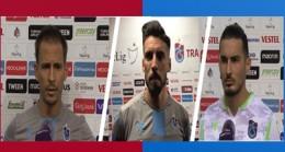 """Trabzonspor """"SANIYORUM BAZI İNSANLARI RAHATSIZ EDİYOR"""""""