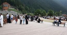 Yerli ve Yabancı Turistlere Kısıtlama  Yok