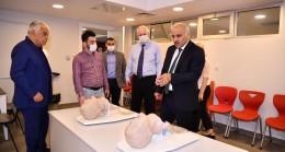 Başkan Zorluoğlu Ziyaretlerine Avrasya Üniversitesi ile Devam Etti