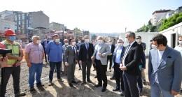 Başkan  ZORLUOĞLU 'na Trabzon Küçük Geliyor