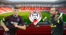 Perde Trabzonspor-Göztepe Maçıyla Açılıyor