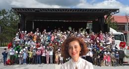 TDT Müdürü Elvan Saliha Karahasan  Gurur Kaynağımız Olmaya Devam Ediyor