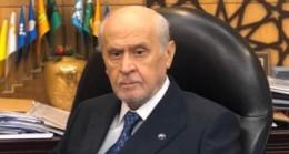 MHP lideri Dr.Devlet Bahçeli'den Tuma Çelik tepkisi: Vekilliği düşürülmeli