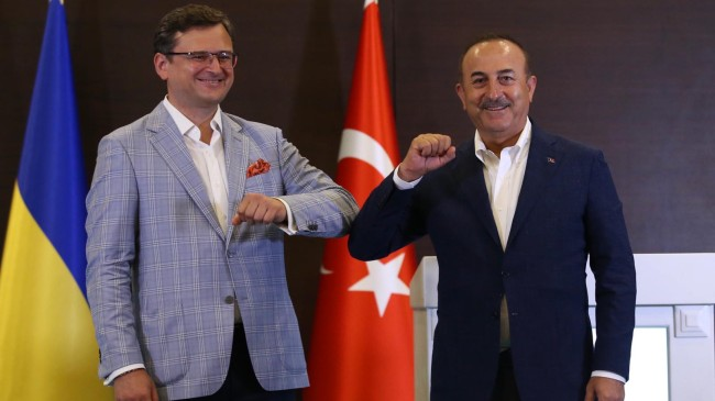 Ukranyalılar Tatil Adresleri Olarak Türkiye yi Gösterdi