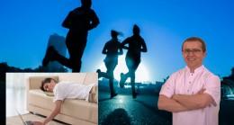 Çağın Hastalığı 'Hareketsizlik' Kanser Riskini Arttırıyor