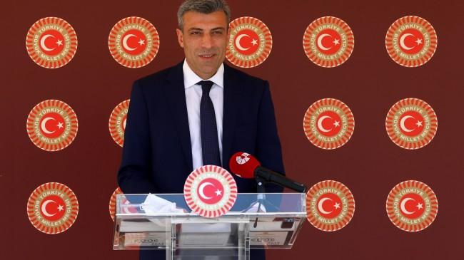 Ardahan Milletvekili Öztürk Yılmaz Yenilik Partisini Kurdu