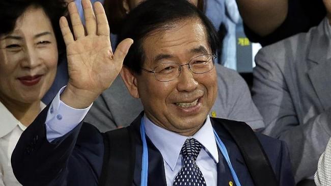 Seul Belediye Başkanı'nın Ölü Bulundu