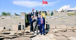 Vali Ustaoğlu Sultan Muratta İncelemelerde Bulundu