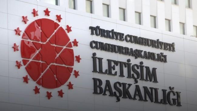 İletişim Başkan Yardımcısı Mehmet Zahid Sobacı'dan, İletişim Başkanlığına yönelik ithamlara dair açıklama