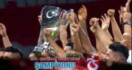Türkiyenin Kupası Trabzonsporun