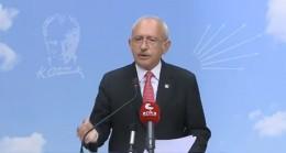 Kılıçdaroğlu Grup Toplantısında Hükümeti Topa Tuttu