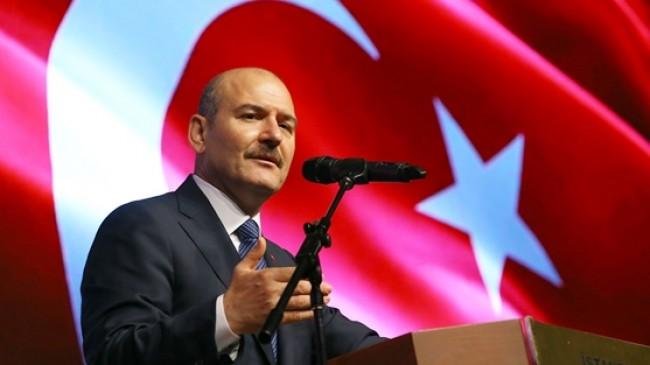 İçişleri Bakanı  Süleyman Soylu'nun 15Temmuz Demokrasi ve Milli Birlik Günü Mesajı