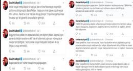 MHP Genel Bahçeli Dr.Devlet Bahçeli:Sosyal Medya Platformlarında Güvenlik Zaafiyeti Var