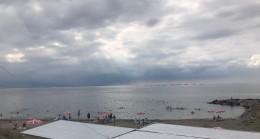 Arsin Belediyesi Halk ve  Aile Plajı Hizmete Açıldı