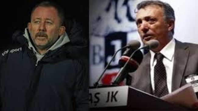 Bu Beşiktaş'ta Bir İş Var