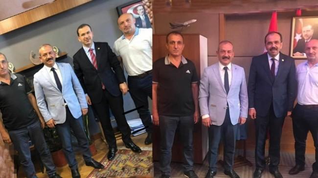 """Başkan Usta """"Ankara'dan"""" Esnafa Destek İstiyor"""